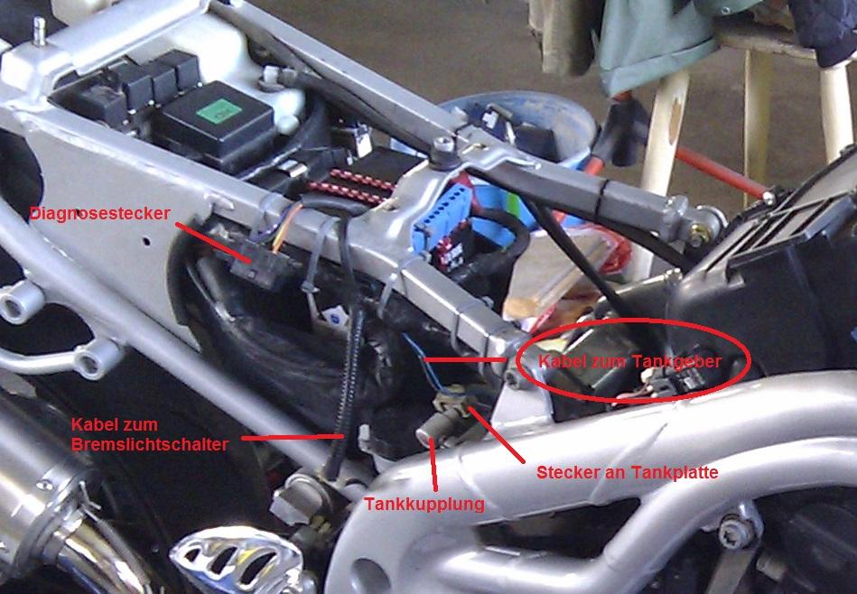 Kabel Vom Tank 955885 Ccm T5net Forum